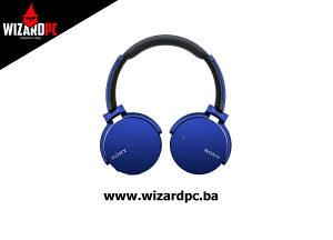 Slušalice SONY MDR-XB650BT Bluetooth Blue (10211)