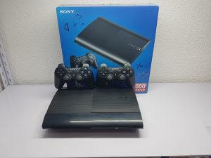 Playstation 3 SUPER SLIM / 500GB/ PES 20 PS3