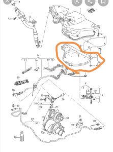 Golf 7 rezervar goriva pvc zastita rezervara