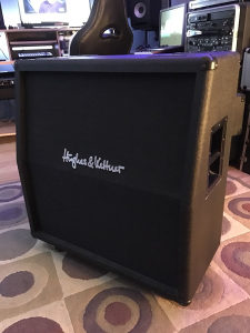 Hughes & Kettner 4x12 Gitarski box