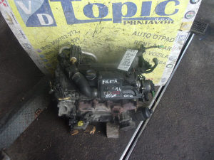 MOTOR FORD FIESTA 1.4 TDCI,50 KW,2005 G.P