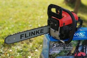 Motorna pila/Motorka FLINKE 4,2HP GERMANY