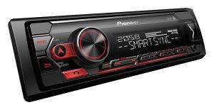 PIONEER AUTO RADIO BLUETOOTH USB AUX 4x50w MVH-S420BT