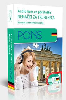 Pons njemački interaktivni kurs