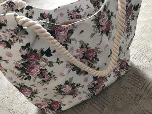 TORBA/CEKER ljetni-ruže,47x34cm