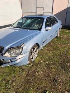 Mercedes S400 CDI,prodaja samo kompletnog vozila