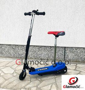 ELEKTRICNI TROTINET Scooter / Skuter do 80kg / Romobil