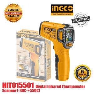 TERMOMETAR INFRA CRVENI -30C-550C HIT015501 INGCO