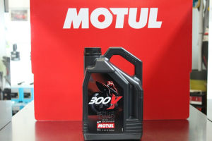Ulje MOTUL 4T 300V 10W40 FACTORY LINE 100% SYNTHETIC