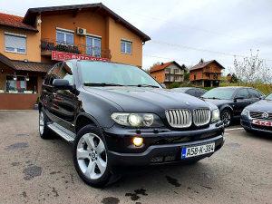 BMW X5 3.0 XD 160 KW 12/2004 FACELIFT TOP STANJE
