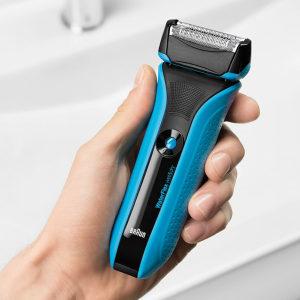 Braun waterflex wet&dry aparat masina za brijanje