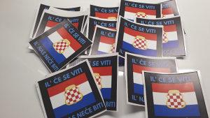 Navijačke naljepnice Herceg Bosna