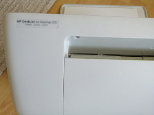 Printer/štampač 3u1  HP2135 print/scan/copy+GRATIS crna
