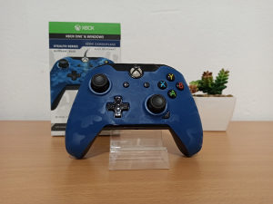 PDP Wired Controller for Xbox One / PC- Blue Camo