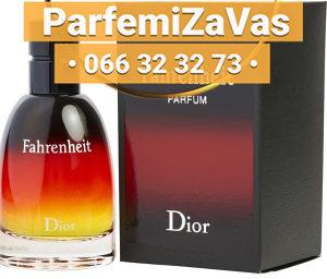 Christian Dior Fahrenheit Parfum 75ml EDP M 75 ml