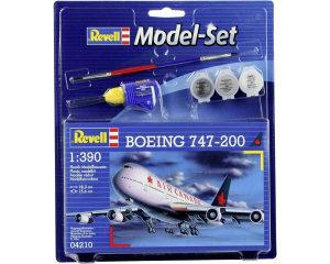 1599668 Revell 64210 Boeing 747-200 Air Canada