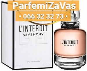 Givenchy L Interdit 80ml EDP Ž 80 ml