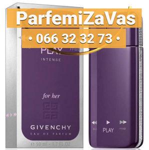 Givenchy Play Intense 50ml EDP Ž 50 ml