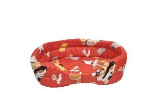 Jastuk podloga za kućne ljubimce 50x45x15 cm