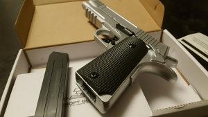 Airsoft gun G.38 AIR soft Pištolj Airsoft Srebrni