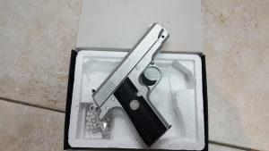 Airsoft gun G. 2 AIR soft Pištolj Airsoft Srebrni