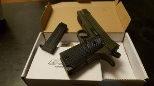 Airsoft gun G.38 AIR soft Pištolj Airsoft Zeleni