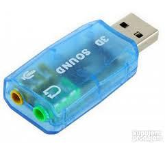 USB Zvucna 3D Sound