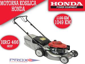 KOSAČICA KOSILICA HONDA HRG 466 AKCIJA -> PROX.olx.BA