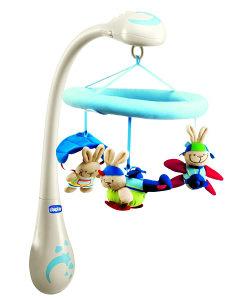 Vrtuljak za krevetic/ krevetac - Chicco - muzika+svjetl