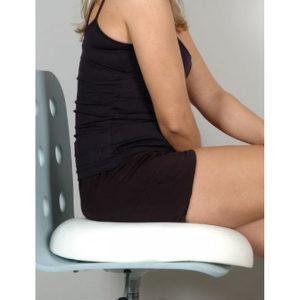 Ortopedski jastuk za pravilno sjedenje, išijas
