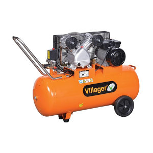Villager kompresor VAT VE 100L 2 cilindra V motor
