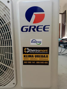 Klima INVERTER Gree Regular-22C Wi-Fi Elektromont BLuka