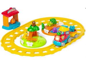 Vozic za malu djecu sa zivotinjama i zvukovima CHICCO