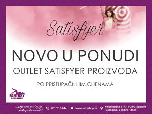 Satisfyer Outlet proizvodi | #vibrator #dildo Fantasy