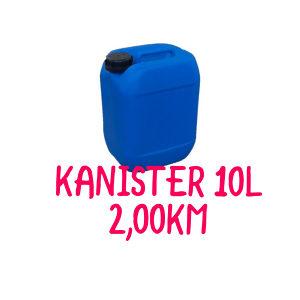 KANISTERI 10l kanister 10L
