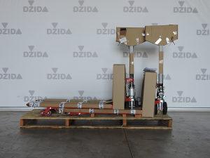 Ručni paletar/viljuškar Ravas 2100 sa vagom