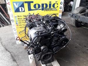 MOTOR MERCEDES ML 2.7 CDI / W163