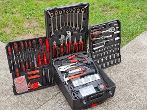Gedore/Kofer alata/Set alat/399 dijelova