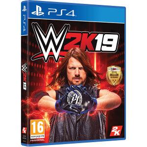 WWE 2K19 (PlayStation 4 - PS4)
