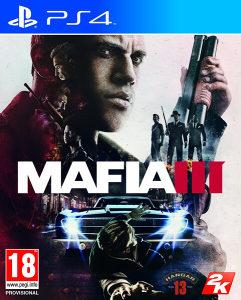 Mafia 3 (PlayStation 4 PS4) III