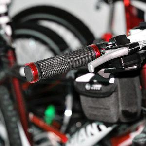 MTB gripovi za bicikl rucice rucke za bicikl crveni