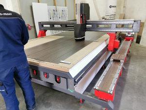CNC masine za obradu drveta, plexy, alu itd