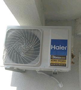 Klima Haier Tibio12 WiFi gratis -7°C sa ugrad. B.Luka