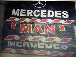 Blatarice za kamion Man, Mercedes, scania, volvo, iveco