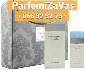 Dolce & Gabbana Light Blue SET 100ml + 25ml Ž 100 ml