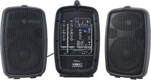 OZVUČENJE COMBO208-VHF 2xZV.MIKS.USB-MP3/SD/BY 2xMIK.
