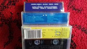 Audio kasete ĐORDE B.,INDEXI I ZABAVNI HITOVI