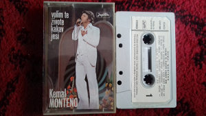 Audio kaseta KEMAL MONTENO