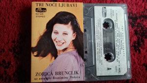 Audio kaseta ZORICA BRUNCLIK