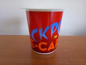 Čaša za žetone CASINO MONTE CARLO 1
